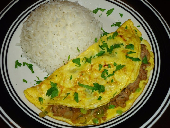 Pong Mouan Snol Omelette (Source: Tara's Multicultural Table Website)