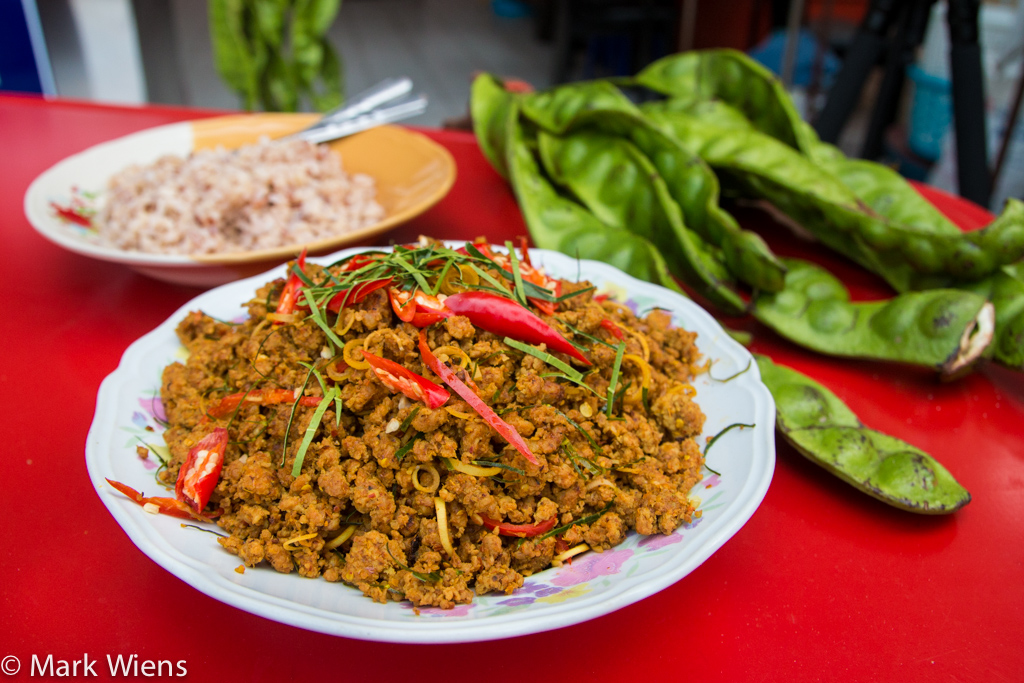 Khua Kling, a Southern Thai speciality (Source: Eating Thai Food)