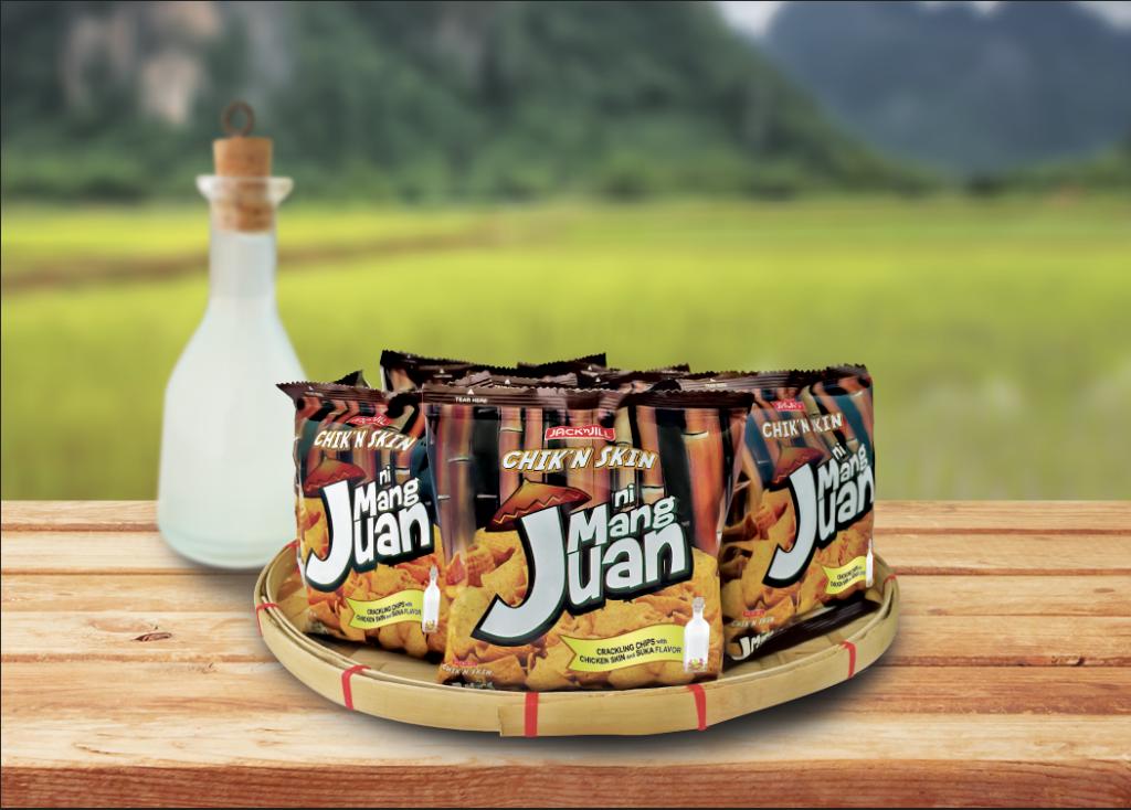 Jack'n Jill's Chick'n Skin Ni Mang Juan (Source: Amazing Jing for Life)